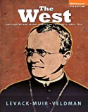 The West: Encounters and Transformations Volume 2 Plus NEW MyHistoryLab with Pearson eText -- Access Card Package (4th Edition) (0205968821) by Levack, Brian
