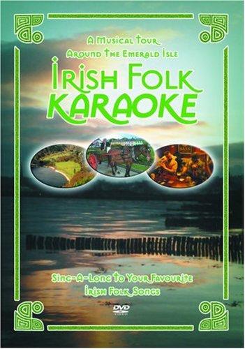 Irish Folk Karaoke [DVD]