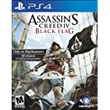 Assassin's Creed IV Black Flag - PlayStation 4 ~ UBI Soft
