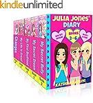 Julia Jones' Diary - Boxed Set - Book...