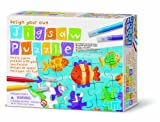 4M Design Your Own Jigsaw Puzzle