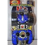 All-Terrain Radio Control Fly Wheels - Blue