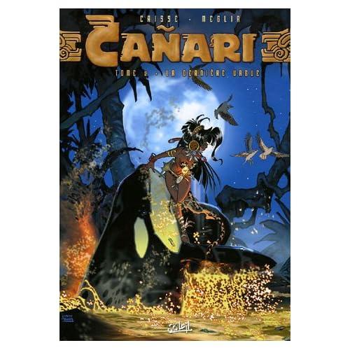 Carlos Meglia/Didier Crisse - La dernière vague -  Canari T2 51fPvzll9iL._SS500_