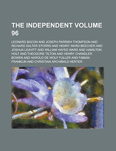 The Independent Volume 96
