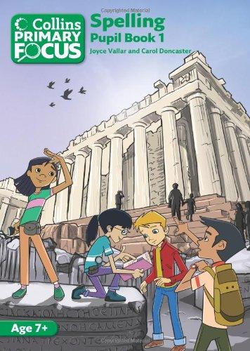 Spelling: Pupil Book 1 (Collins Primary Focus)