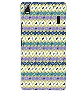 PrintDhaba Pattern D-5260 Back Case Cover for LENOVO A7000 TURBO (Multi-Coloured)