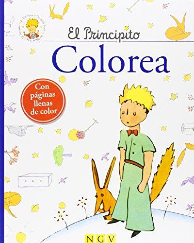 EL PRINCIPITO COLOREA - NGV