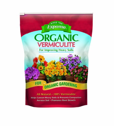 Espoma VM1 1 Cubic Foot Organic Vermiculite image