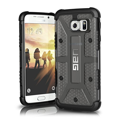 Urban Armor Gear Case For Samsung Galaxy S6 (ASH)  available at amazon for Rs.999