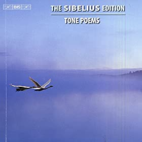 Sibelius Edition, Vol. 1: Tone Poems