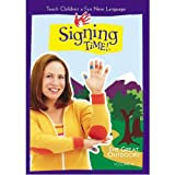Signing Time Series 1 Vol. 8 - The Great Outdoors