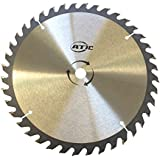 "9"" 40 Tooth Carbide Tip General Purpose Wood Cutting Circular Saw Blade with 5/8"" Arbor"