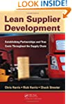 Lean Supplier Development: Establishi...