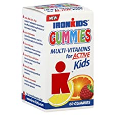 Ironkids Multi-Vitamins, Gummies, 60 ct.