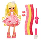 Lalaloopsy Girls Crazy Hair Cinder Slippers Doll