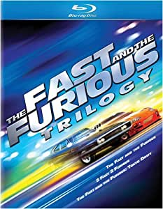 The Fast and the Furious Trilogy (The Fast and the Furious / 2 Fast 2 Furious / The Fast and the Furious: Toyko Drift) [Blu-ray] (Bilingual)