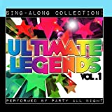 Sing-Along Collection: Ultimate Legends Vol.1