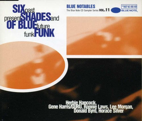 Six Shades Of Blue Funk