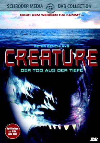 Creature - Tod aus der Tiefe [2 DVDs]