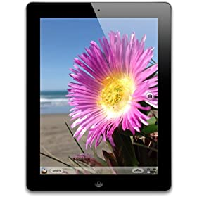 Apple iPad with Retina Display (Black, WiFi, 16GB)