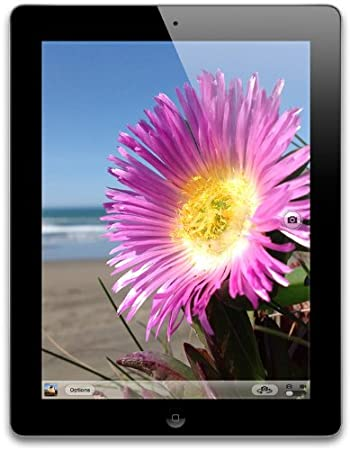 "Apple Retina Wi-Fi + 32GB Tablette Tactile 9.7 "" iOS Noir"