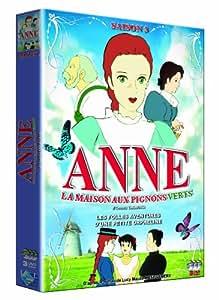 Anne et la maison aux pignons verts coffret for Anne et la maison aux pignons verts livre