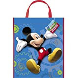 Mickey Mouse Clubhouse Deluxe Favor Bag, 13 x 11