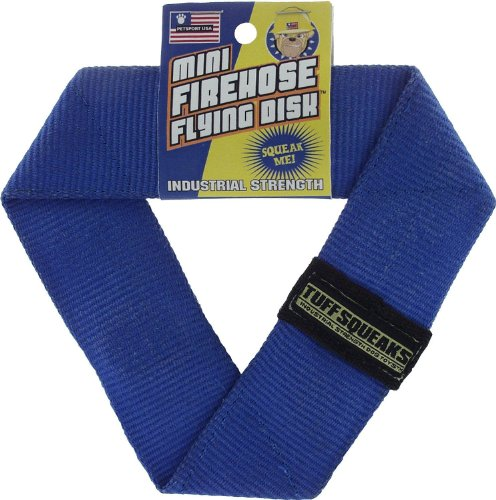 PetSport Mini Firehose Flying Disk - 1