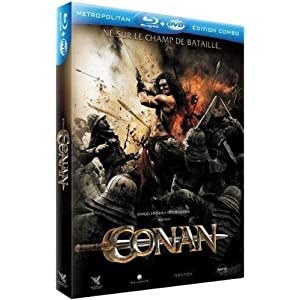 Conan [Combo Blu-ray + DVD]