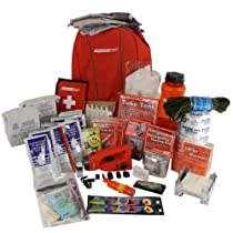 Survivor Emergency Kit-2 Person, Emergency Zone® Brand, Disaster Survival Kit, 72 Hour Kit