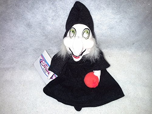 Witch Beanie Baby from Snow White and the Seven Dwarfs - 1
