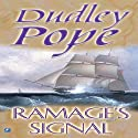 Ramage's Signal Audiobook by Dudley Pope Narrated by Steven Crossley