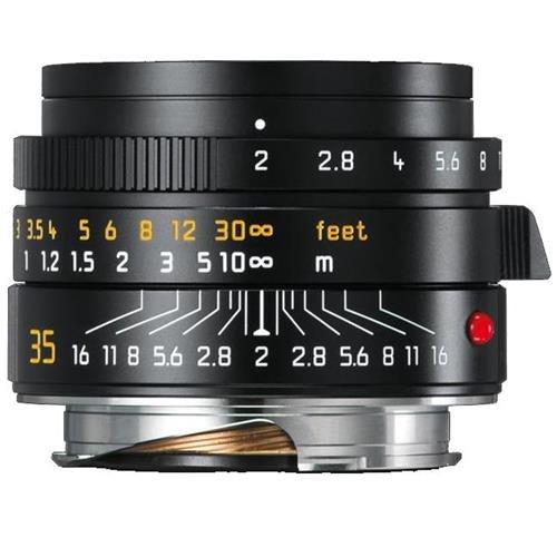 LeicaSummicron-M 35mm f/2 ASPH Lens (Black) (Leica 35 compare prices)