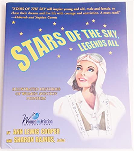 Stars of the Sky, Legends All, Cooper, Ann Lewis/ Rajnus, Sharon (ILT)