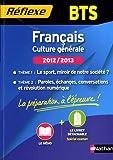 echange, troc Isabelle Ansel, Yves Ansel - Français BTS - 2 thèmes d'études 2012/2013 n°98