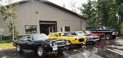 Automotive Restoration Service Start Up Business Plan NEW!