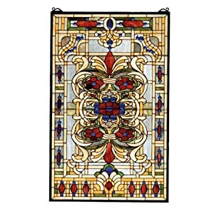 Decorative, Privacy, Stained Glass Window Film, Privacy Window