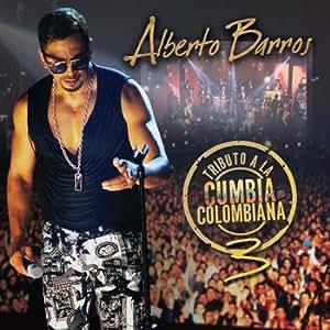 Tributo a La Cumbia Colombiana CD+DVD