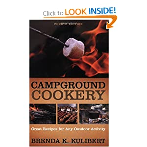 Campground Cookery Brenda Kulibert