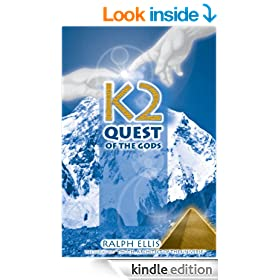 K2, Quest of the Gods: The Great Pyramid is a megalithic map. (Megalithic Map series)