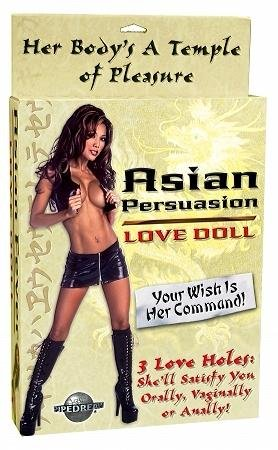 Asian Fever Love Doll