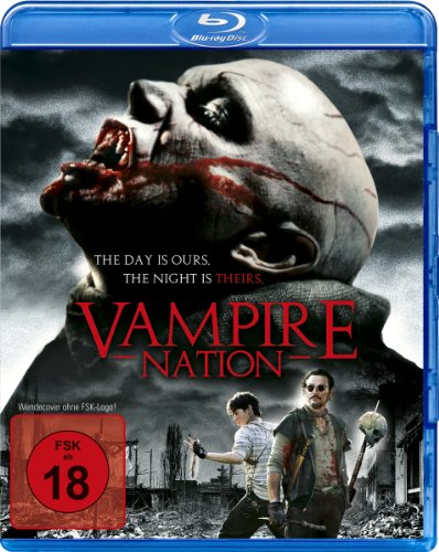 Vampire Nation [Blu-ray]