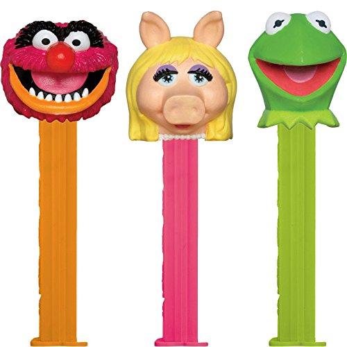 the-muppets-pez-dispenser-mit-zwei-refils-einzeln-verkauft-nur-ein-zeichen-geliefert-at-zufallig