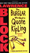 The Burglar Who Liked to Quote Kipling