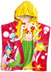 Northpoint Mermaid Kids Hooded Beach…