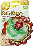Razbaby RaZ-berry Teether, Red