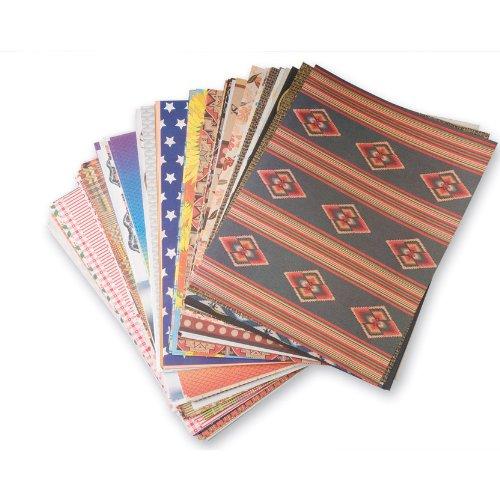 Patterned Paper Classpack - 248 per pack