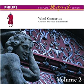 Mozart: The Wind Concertos, Vol.2 (Complete Mozart Edition)