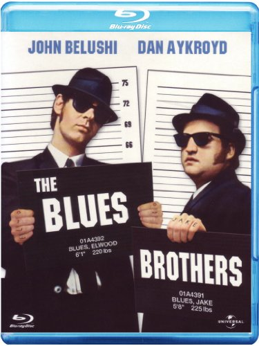 The blues brothers (+digital copy) [Blu-ray] [IT Import]