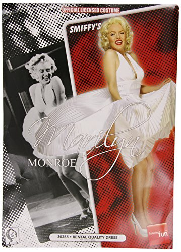 Marilyn Monroe Deluxe Rental Quality Adult Costume